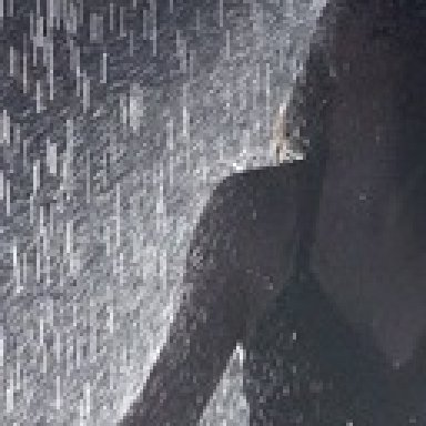let the rain pour