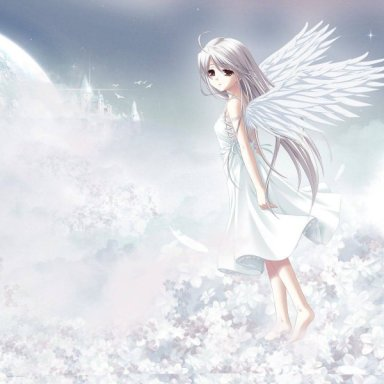 Angel's Blessings (with Mel & Jasmine)