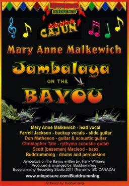 Jumbalaya on the Bayou