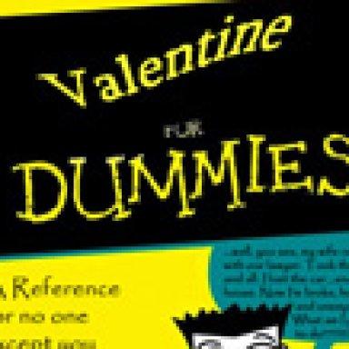 Valentine For Dummies