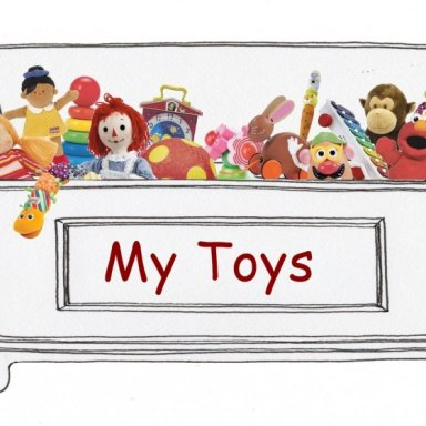 My Toys -Marie Dailly- Brian Brooks