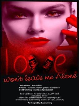 Love won't leave me Alone