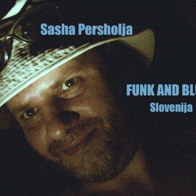 Sasha Persholja - Blue Balkan Woman