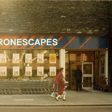 Dronescapes Supermarket