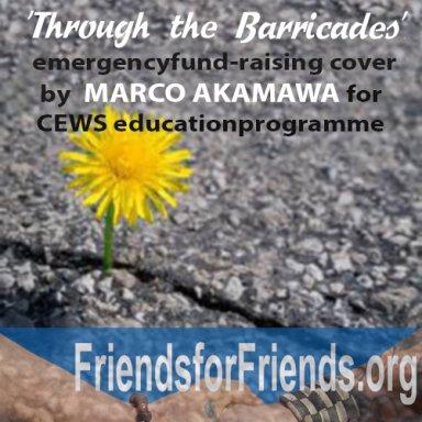 Through the Barricades' [cover] for CEWS