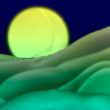 luna verde