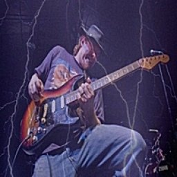 Blues with Mark Cloutier on leads