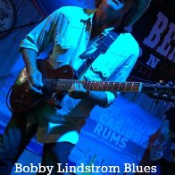 """Bobby Lindstrom_Pre-Album Release Sneak Peek_ """"Hungry Cold & Blue"""""""