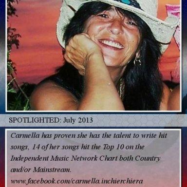 Carmella Inchierchier Spotlight Showcase