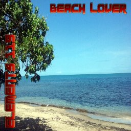 Beach Lover By Elements 119 Featuring BAMIL