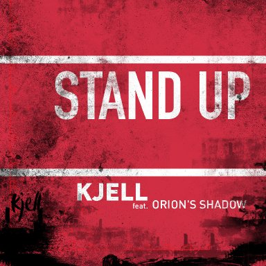 Stand Up (radio edit) feat. Orion´s Shadow