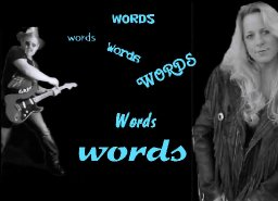 WoRdS ~ft. Ron Bowes