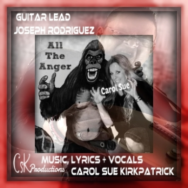 ALL THE ANGER ft~ Joseph Rodriguez' guitar lead!