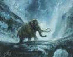 Frosty Mammoth