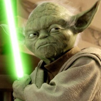 The freaky Yoda jam