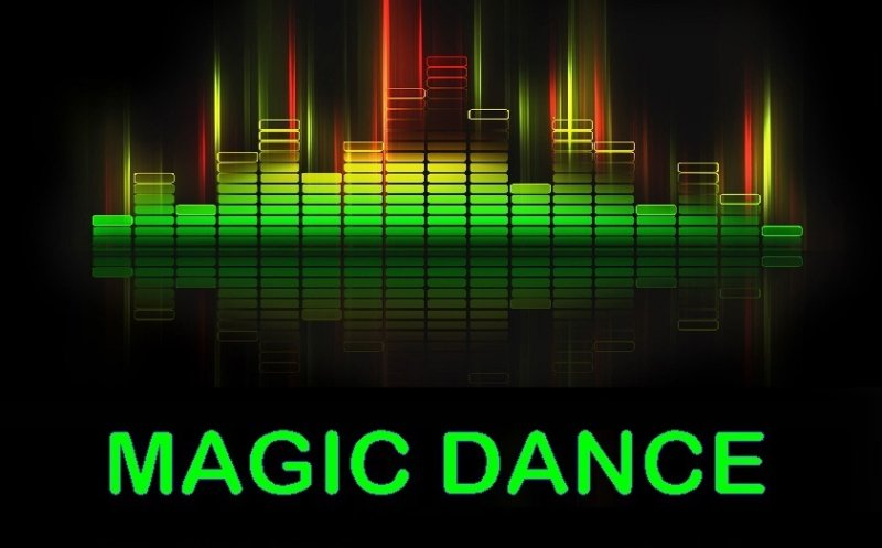 DJ Alvin - Magic Dance
