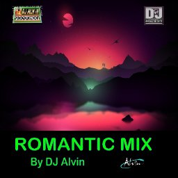 DJ Alvin - Romantic Mix