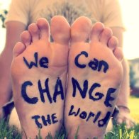 It's only love that can change this world