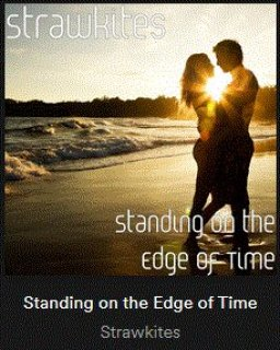 standing on the edge of time