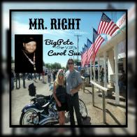 Mr. Right (with Carol Sue)