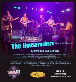 Don't let me Down - The Houserockers