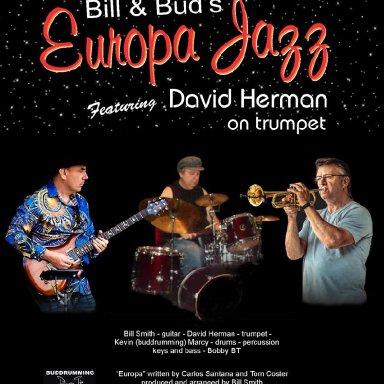 Europa Jazz - Bill Smith - David Herman - Buddrumming