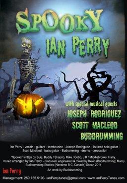 Spooky - Ian Perry - Joseph Rodriguez - Scott Macleod - Buddrumming