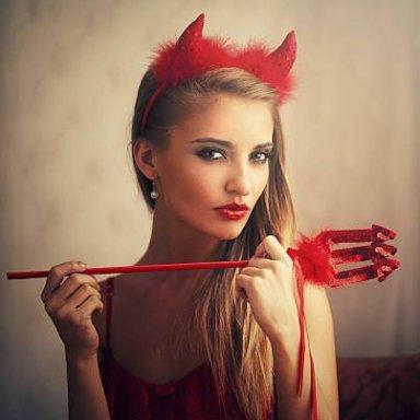 She's The Devil's Woman