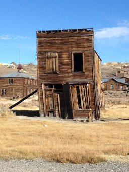 Bodie (Bow-dee) Town (remastered)