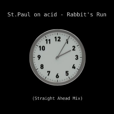 Rabbit's Run (Straight Ahead Mix)