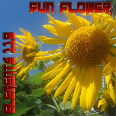 Sun Flower By Elements 119 Featuring BAMIL