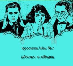 Ignorance Was Bliss (Feat. Carol Sue)