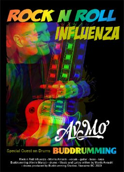 Rock N Roll Influenza - AVMO  - Buddrumming