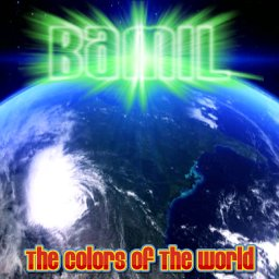 The Colors Of The World
