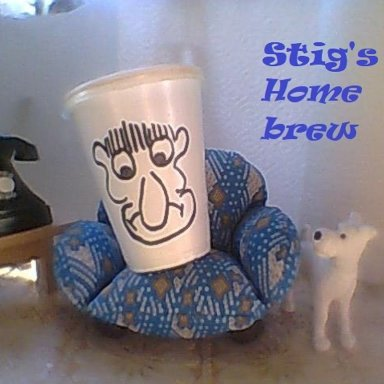 Stig's home brew