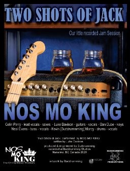 Two Shots of Jack - NOS MO KING