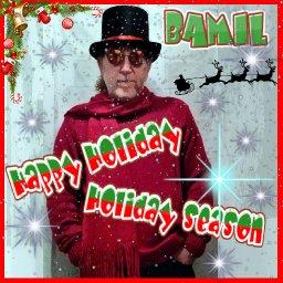 Happy Holiday/Holiday Season