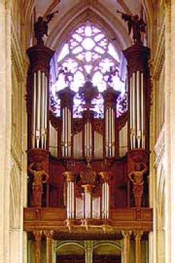 Rejoice for Pipe Organ