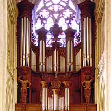 Rejoice for Pipe Organ