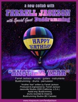 Another Year - Farrell Jackson - Buddrumming