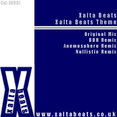 Xalta Beats Theme