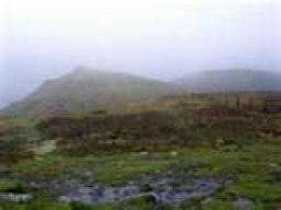 Rain at the Summit