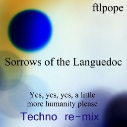 Yes, yes, yes, a little more humanity please (techno re-mix)