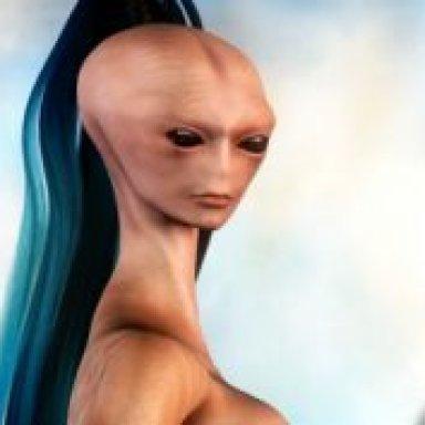 No Aliens? (1st contact remix)