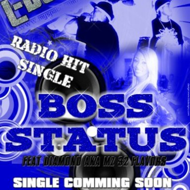 BOSS STATUS FEAT DIAMOND FORMERLY CRIME MOB AND GATOR