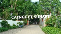 Caingget Sunset