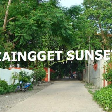 Caingget Sunset