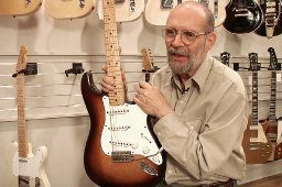 First Fender Strat