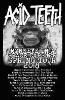ACID TEETH SPRING U.S TOUR 2018