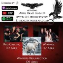 """Featured Artist on Lithoscry """"Get Real"""" Podcast"""